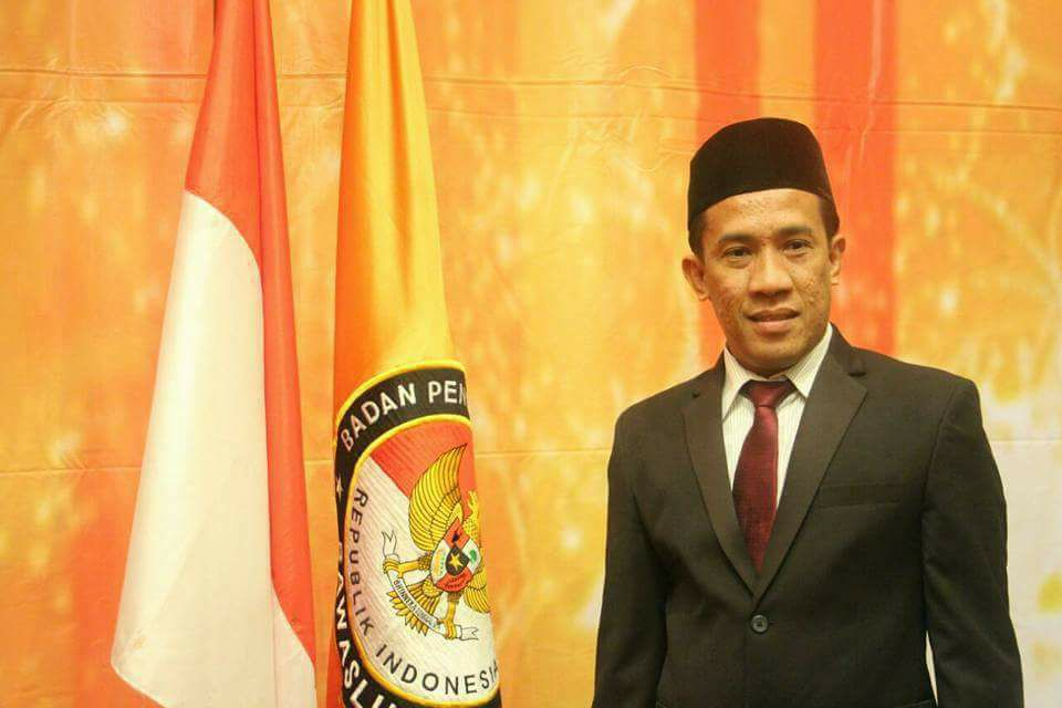 Ketua Bawaslu Malut, Muksin Amrin