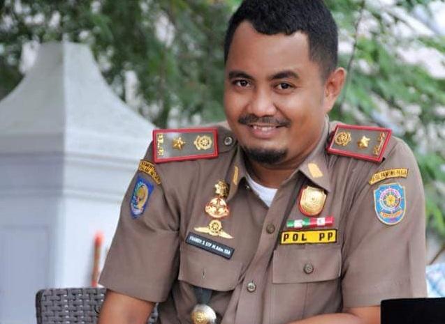 Kasatpol PP Ternate/Facebook