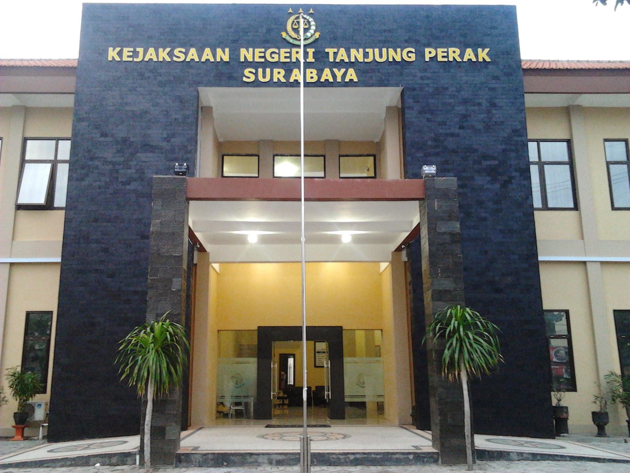 Kantor Kejari Tanjung Perak Surabaya