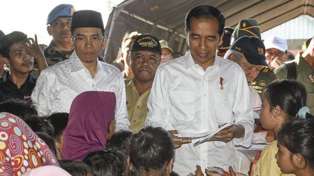 Presiden Jokowi/ANTARA