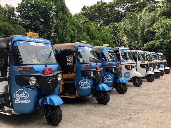 Get Ride Tricycle Fleet