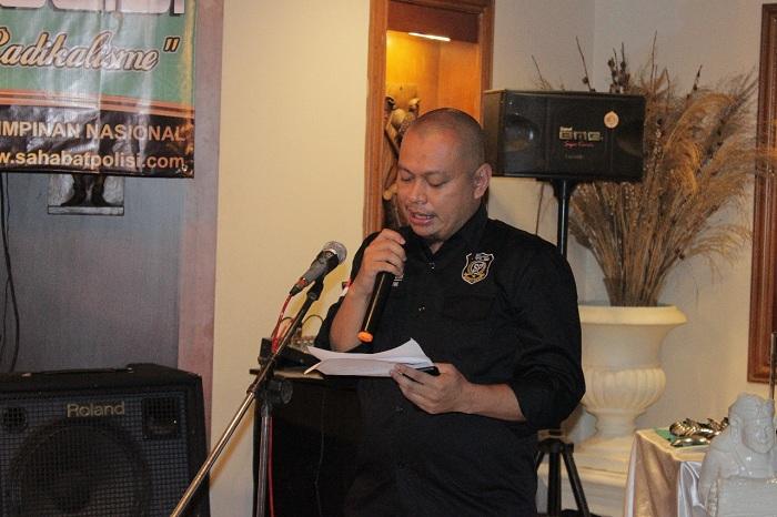 Sahabat Polisi di Polda Metro Jaya, Senin, (13/4) Foto : deliknews.com