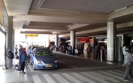 Taxi Bandara Batam (Istimewa)