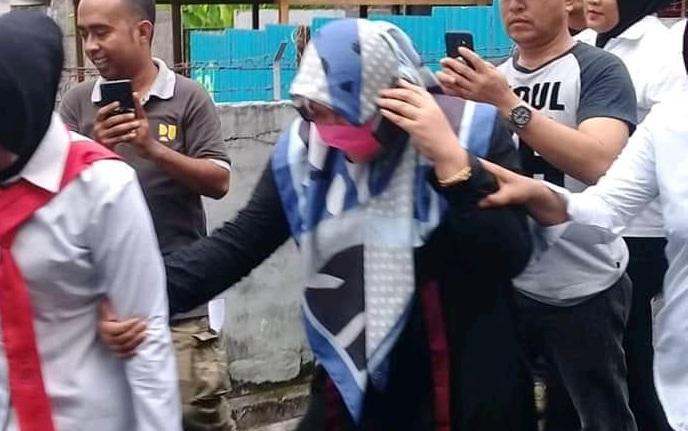 Bos PT Karapoto Ternate, digelandang ke Mapolres
