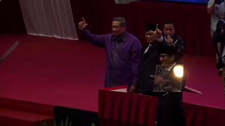 Salut, Prabowo Gagal Tunjukkan Dirinya Berbahaya