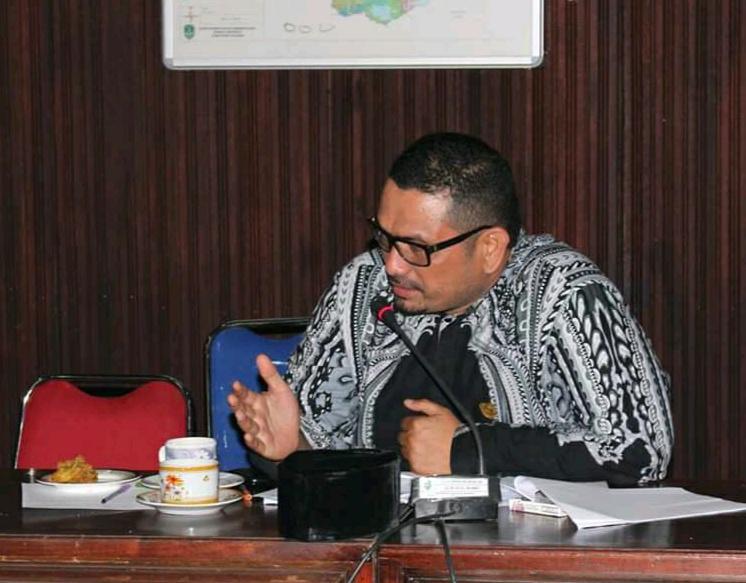 Ketua Komisi A DPRD Pasaman M. Mardinal
