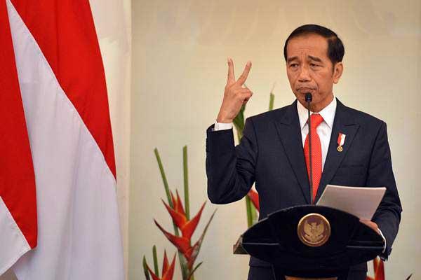 Jokowi bakal Buka data di Debat Capres