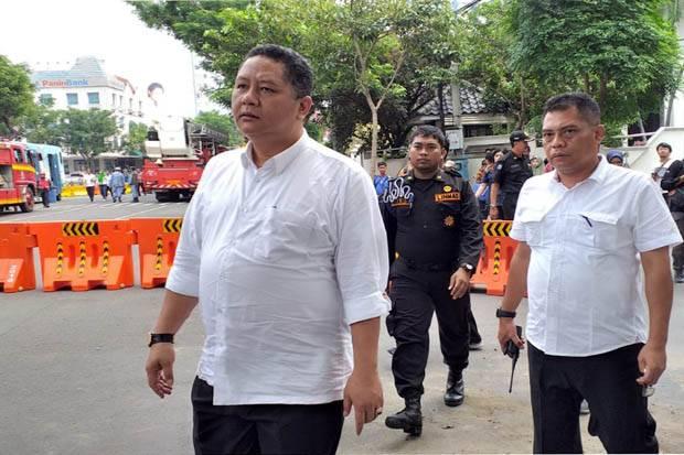 Wisnu Ditangkap, Wawali Surabaya Ikut Kena Getah
