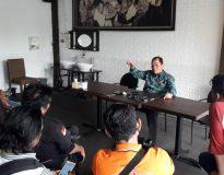 Bambang Haryo dengan Insan Pers di Surabaya
