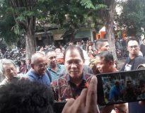 Bambang Haryo di Lapas Medaeng