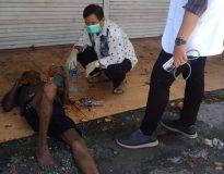 Warga Ternate ditemukan selamat di Duduksampeyan Gresik Jatim, Jumat.
