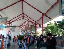 Suasana di Bandara Ngurah Rai Bali (Foto : deliknews.com)