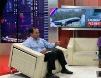 Bambang Haryo saat Talk Show di i-news tv Jakarta, Rabu (13/3)