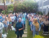 Emak-Emak Bali dukung Prabowo-Sandi