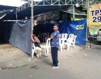 Salah satu TPS di Surabaya (foto: deliknews.com)