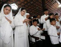 SBY dan Ani Yudhoyono