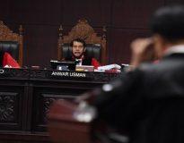 Sidang di Mahkamah Konstitusi