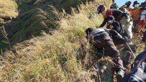 Ultah, Thoriq Arek Sidoarjo tewas di gunung Piramid Bondowoso
