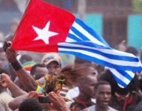 Presiden Joko Widodo di Papua