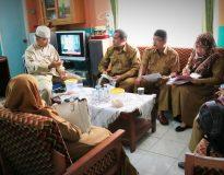 Kunjungan tim audit di Kantor Baznas Pasaman
