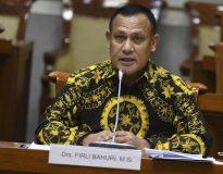 Khofifah Indar Parawansa mengikuti rapat kerja Gubernur Jatim/ANTARAFOTO