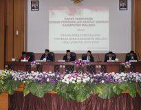Pimpinan DPRD Kabupaten Malang