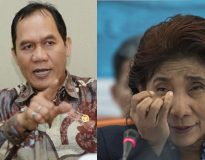 Bambang Haryo Anggota Fraksi gerindra dan Menteri Susi Pudjiastuti