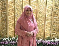 Anggota DPR RI Hj. Nevi Zuairina di Gedung DPR RI, Jakarta, Kamis (3/10/19).