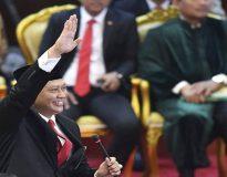 Ketua MPR terpilih Bambang Soesatyo