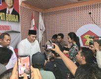 Calon Bupati Sidoarjo Bambang Haryo