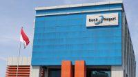 Kantor Pusat Bank Nagari di Kota Padang (15/11/19)