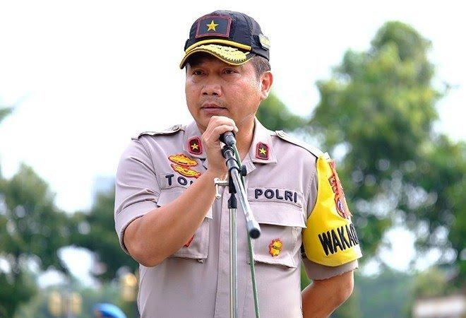 Kapolda Sumbar Irjen Pol Drs Toni Harmanto, MH. (foto : indikasinews.com).