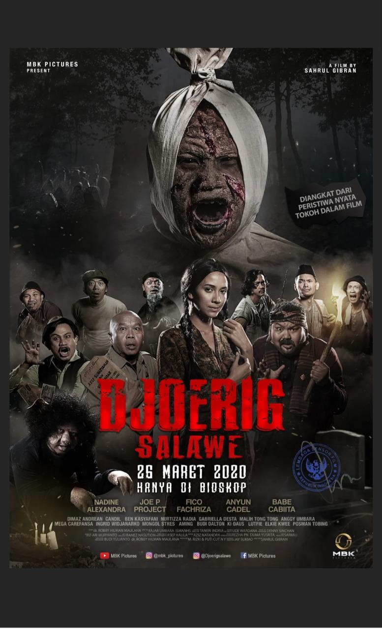 Horor dan Lucu, Simak Teaser Film Djoerig Salawe ...