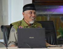 Wali Kota Padang Mahyeldi Ansharullah.