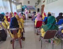 Pelatihan Kader Kesehatan Nagari Padang Mentinggi