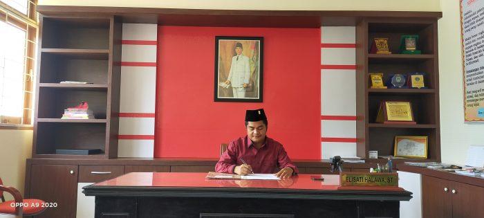 Ketua DPRD Nisel : 1 Bendera Dibakar, Sejuta Bendera Berkibar