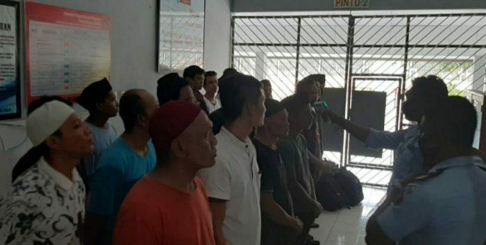 New Normal Diberlakukan, Lapas IIA Sumbawa Besar Kembali Terima Tahanan Baru
