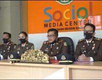 Kejari Badung tetapkan tersangka kasus Korupsi LPD Kekeran.