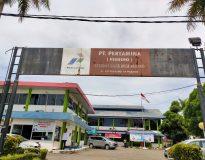 Kantor Pertamina Cabang Padang