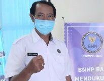 Foto: Kepala Bidang Pencegahan dan Pemberdayaan Masyarakat (P2M) Badan Narkotika Nasional (BNN) Provinsi Bali, AKBP I Ketut Suandika, S.H., MH.