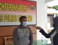 Foto: Kasubbag Humas Polres Buleleng, Iptu Gede Sumarjaya.