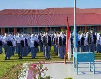 Pelantikan OSIS SMAN 2 Padang